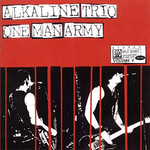 Alkaline Trio/One Man Army