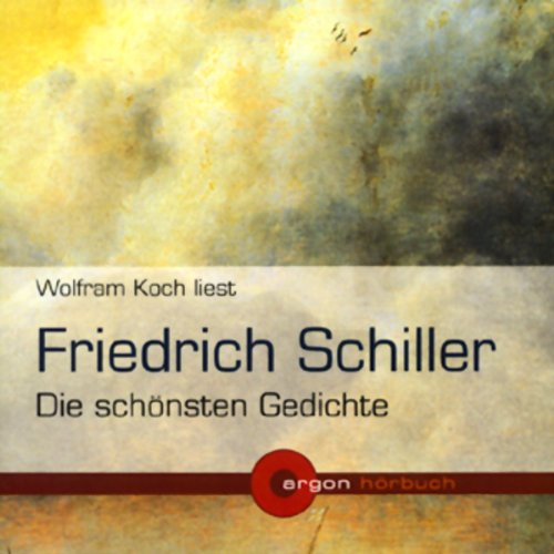 Couverture de Friedrich Schiller - Die schönsten Gedichte