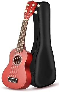 Concert Ukulele Ranch 21 inch Professional Wooden Ukelele Guitar Instrument Kit with Gig Bag for Starter