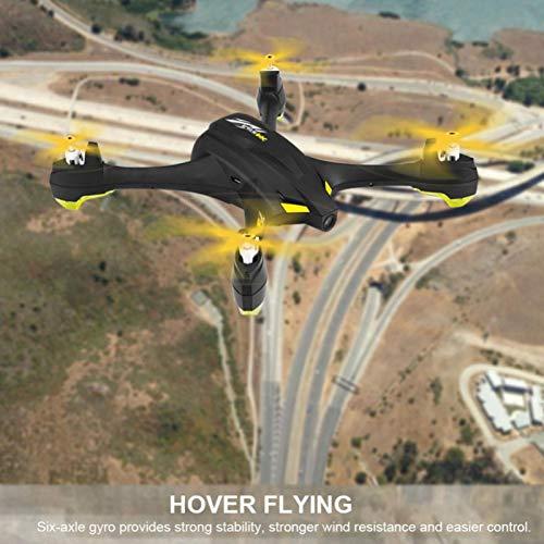 Pwshymi Retorno con una tecla Vuelo de Drones RC Drone Regalo Cultivar el interés Fiesta Familiar Vacaciones