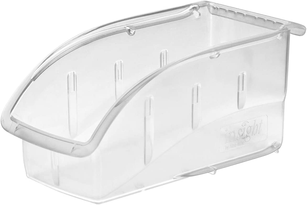 Akro-Mils 305B1 Insight Ultra-Clear Plastic Stacking Hanging sale and Special sale item
