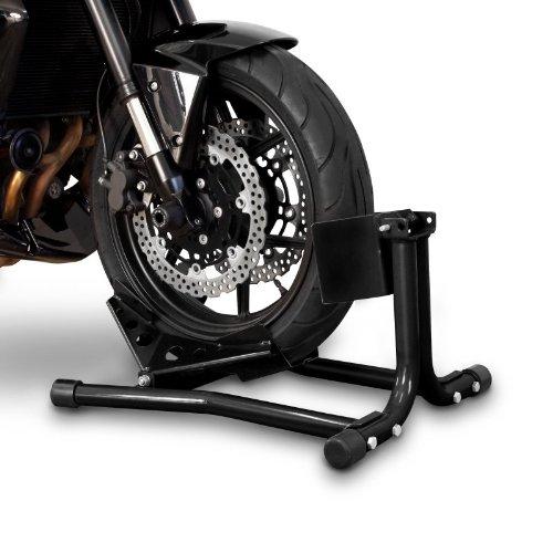 ConStands Blocca Ruota Cavalletto Moto anteriore Easy Black per Honda NC 700 X