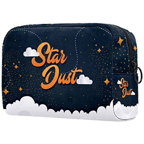 KAMEARI Borsa cosmetica Stardust Grande Organizzatore Multifunzionale Borse Da Viaggio