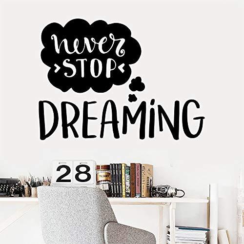 Exquisite Traum Wandaufkleber Wandaufkleber Kinderzimmer Hintergrund Wandaufkleber Home Decoration Decals |Wandaufkleber 58 x 65 cm