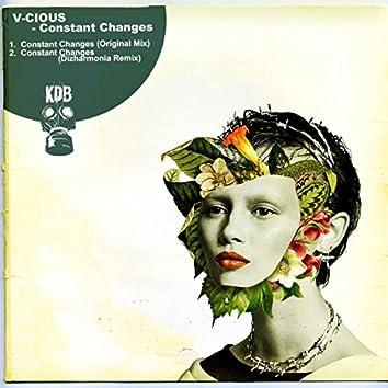 Constant Changes