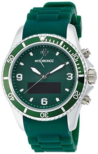Smartwatch híbrido MYKRONOZ Zeclock Verde