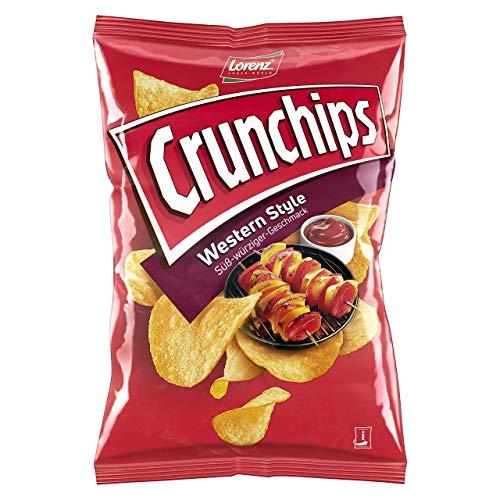 Lorenz Snack World Crunchips Western Style 175 g