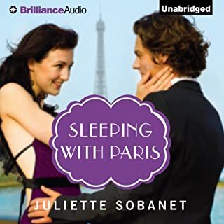 Sleeping with Paris audiobook cover art