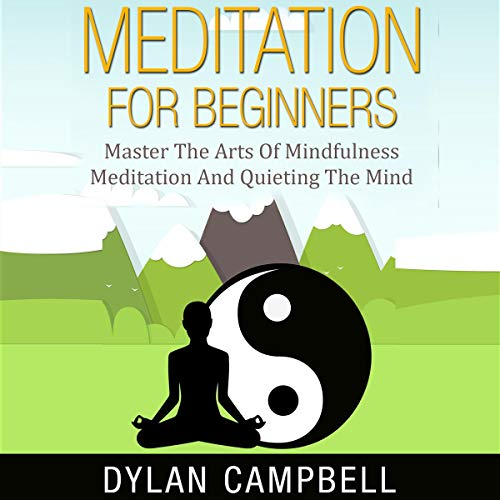 Couverture de Meditation for Beginners