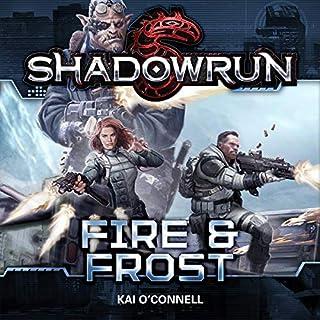 Shadowrun audiobook cover art