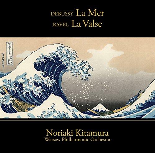 ドビュッシー「海」・ラヴェル「ラ・ヴァルス」 [SACD Hybrid + DVD-ROM]