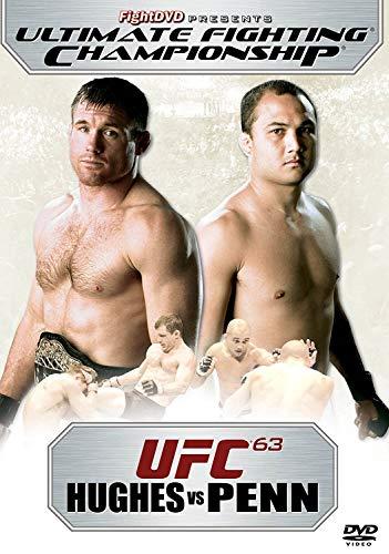 Ufc Ultimate Fighting Championship 63 - Hughes Vs Penn [Edizione: Regno Unito] [Edizione: Regno Unito]