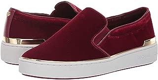 Womens Kyle v Velvet Slip-On Sneakers