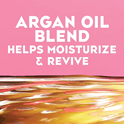 OGX Extra Strength Renewing + Argan Oil of Morocco Penetrating Hair Oil Treatment, Deep Moisturizing Serum for Dry, Damaged & Coarse Hair, Paraben-Free, Sulfated-Surfactants Free, 3.3 fl oz