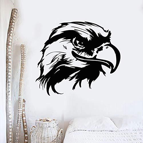 Tianpengyuanshuai muurstickers, adelaar, warm, kinderen, slaapkamer, woonkamer, decoratie van het huis, vinyl, ramen, zelfklevend, dierenkunst