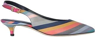 PAUL SMITH Women's W1SOZE01AGEF90 Multicolor Leather Heels