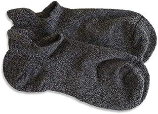HSF, HSF Pareja de algodón Boca de los Pescados de la Boca Toalla Gruesa Inferior Deportes Calcetines del Barco Calcetines Invisibles Calcetines (Color : D)