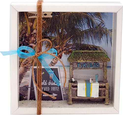 ZauberDeko Geldgeschenk Verpackung Reise Urlaub Party Cocktail Standurlaub Mann Bier Strand