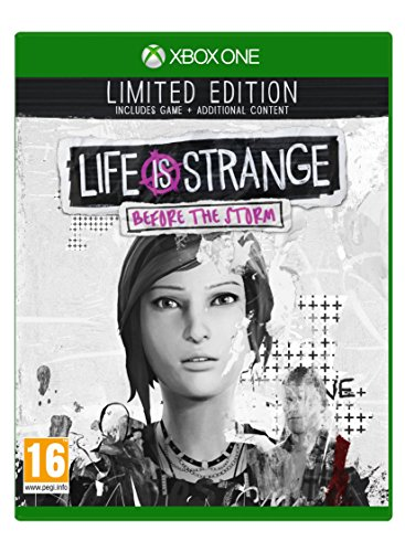 Life is Strange: Before the Storm Limited Edition - Xbox One [Edizione: Regno Unito]