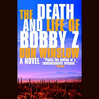 The Death and Life of Bobby Z cover art