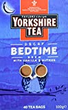 Taylors of Harrogate Yorkshire Tea Bedtime Brew 40 tea bags, 100g