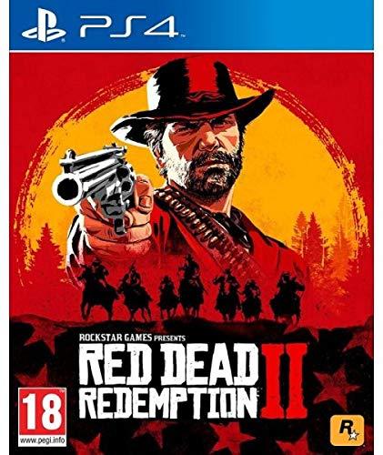 Rockstar - Red Dead Redemption 2 /PS4 (1 GAMES)