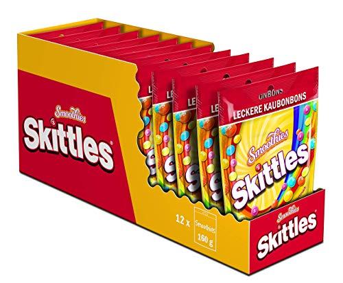 Skittles Skittles Smoothies 160g Beutel, 160 g