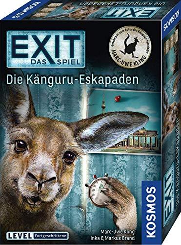 Geschenkidee Marc Uwe Kling und das Känguru (Exit - Das Spiel : Die Känguru Eskapaden)