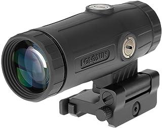 HOLOSUN – HM3X Flip to Side 3x Red Dot Magnifier QD Mount