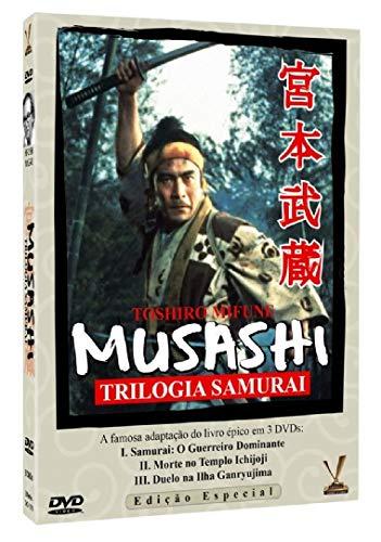 Musashi Trilogia Samurai Toshiro Mifune