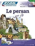 Le Persan Superpack (livre+4Cd audio+1clé USB)