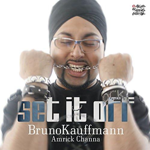 Bruno Kauffmann feat. Amrick Channa