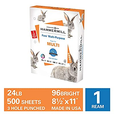 Hammermill Paper, Fore Multipurpose Paper