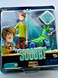 Scoob! Shaggy and Dynomutt Exclusive Figure Set, Basic Fun!
