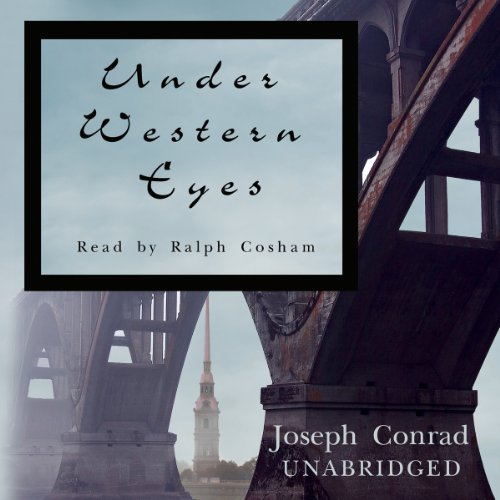 Under Western Eyes audiobook cover art