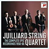 Juilliard String Quartet - Complete Epic Recordings - Juilliard String Quartet