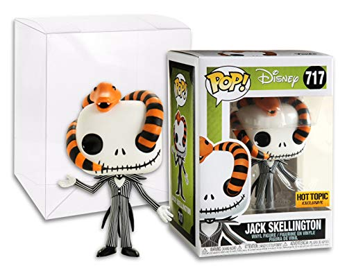 Funko Pop Disney 717 The Nightmare Before Christmas 42989 Jack Exclusive