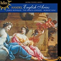 Handel: English Arias