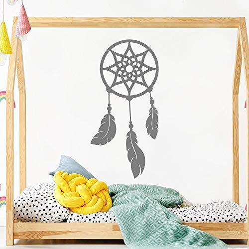 Atrapasueños de vinilo papel tapiz autoadhesivo decoración de habitación de niños Mural adhesivo de pared A8 L 43 cm X 87 cm