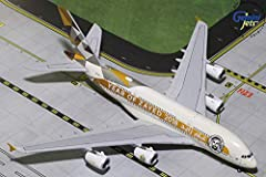 Welcome to the exciting world of GeminiJets! Authentic scale model airplane Detailed, computer-generated graphics Realistic scale landing gear Highly collectable