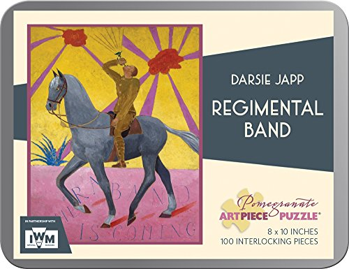 Darsie Japp Regimental Band 100-piece Jigsaw Puzzle