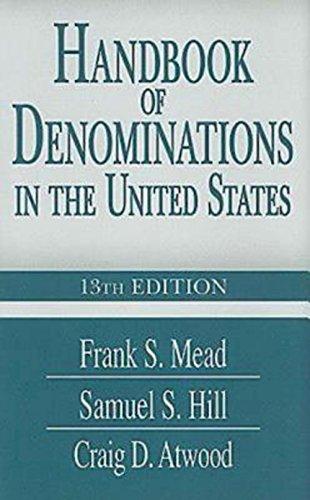 دليل الطوائف في الولايات المتحدة الطبعة ال