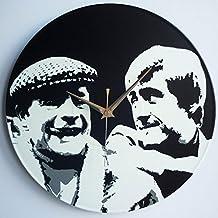 Delboy y Rodney Trotter - Only Fools and Horses - 30,48 cm LP vinilos de pared hecha a mano