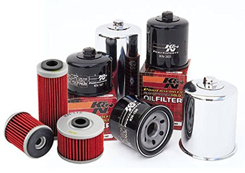 K&N Engineering Performance Gold Oil Filter KN-134