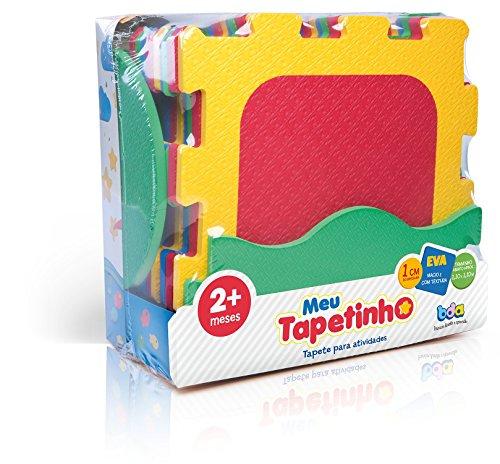 Meu Tapetinho, Toyster Brinquedos, Multicor