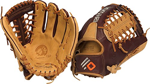 NOKONA Alpha Select S-200 Youth Fielding Glove (11.25') LHT