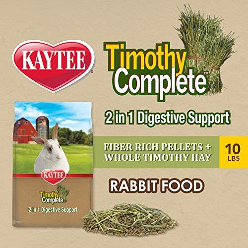 Kaytee Kaytee Timothy Complete Rabbit