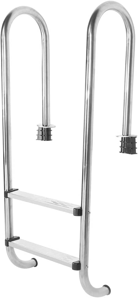 Sales Omabeta Pool Ladder Stainless with Swimming Tw Steel 2021
