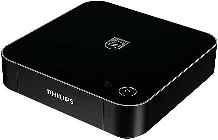 $119 Get Philips BDP7501 4K Ultra HD Blu-Ray Player with Wi-Fi(Renewed)