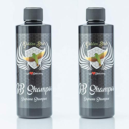 Golden Bird Detail JB Shampoo